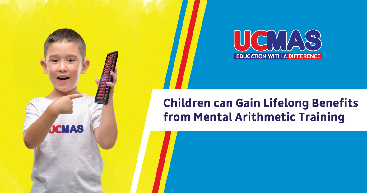 Know how UCMAS Abacus mental arithmetic program can help a child develop critical skills and attain lifelong success.